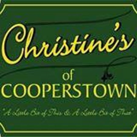 ‪Christine's of Cooperstown‬