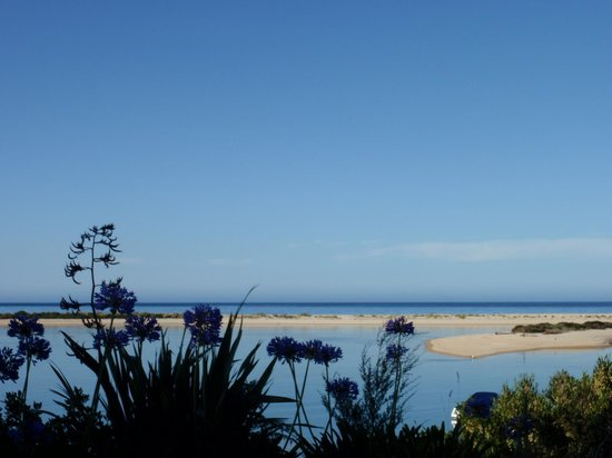 Wilsons Abel Tasman : view from the lodge