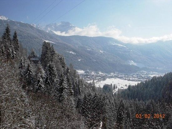 Cascate Val Genova : Paesaggio