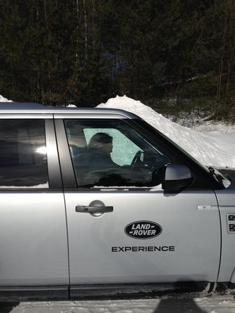 The Equinox Golf Resort & Spa : Land Rover Experience 2