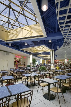 St Clair Square Mall Food Court