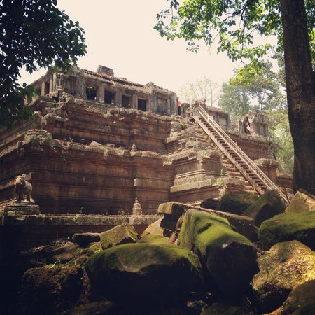 Angkor Thom : phimeanakas