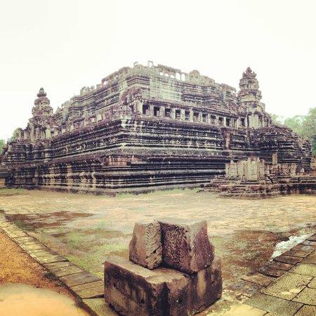 Angkor Thom : baphuon