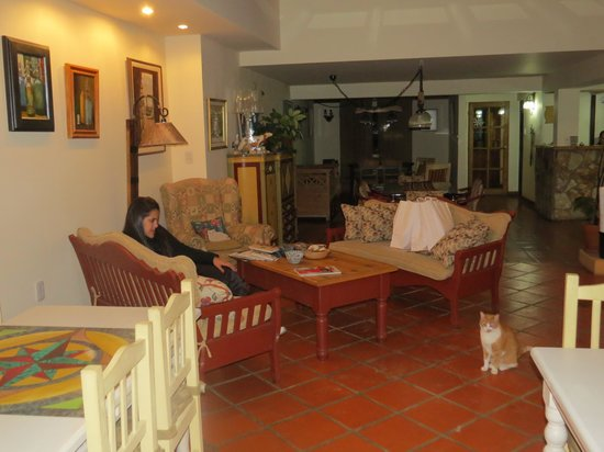Hotel Sierra Nevada: Dependências