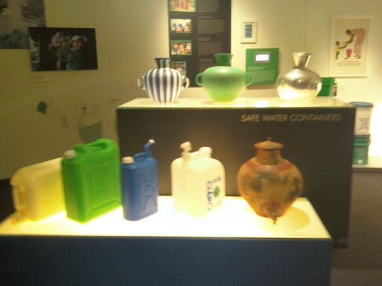 David J. Sencer CDC Museum : clean water is so important