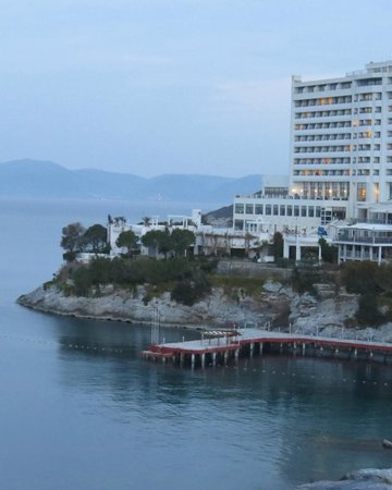 Charisma De Luxe Hotel: View from the Charisma