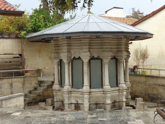 cami çeşmesi - Habib-i Neccar Camisi, Antakya Resmi ...