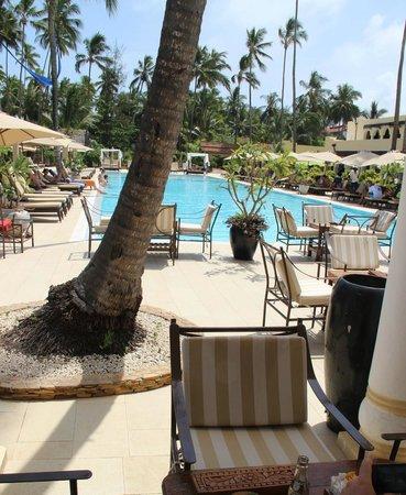 Dream of Zanzibar : main pool