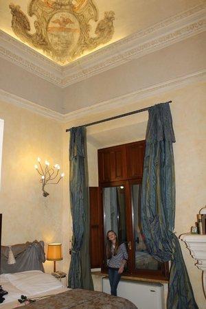 La stanza degli stemmi foto di casa museo palazzo for Stanza degli sposi mantova