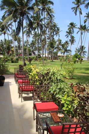 Dream of Zanzibar : pool bar area