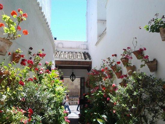 Hotel Los Patios: Los Patios entrance