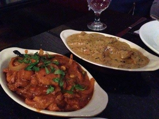 Alcove Restaurant: Curry