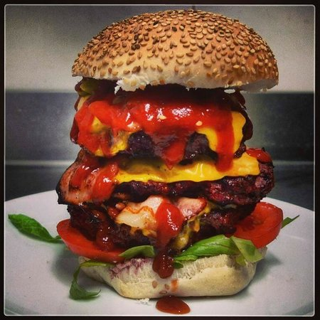 Sunset Burger