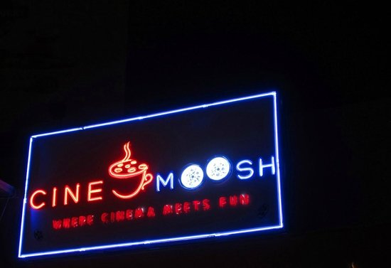 Hyderabad, Πακιστάν: Cine moosh cinema
