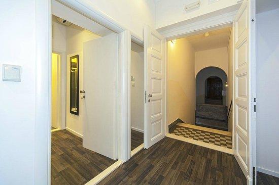 Priuli Luxury Rooms : Entrance