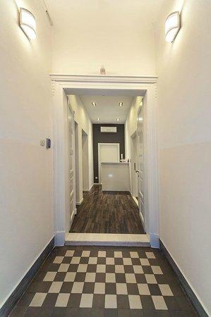 Priuli Luxury Rooms: Entrance