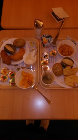 ibis budget Wien Messe: Colazione