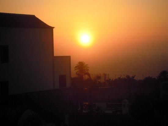 Melia Hacienda del Conde: Atardeceres impresionantes