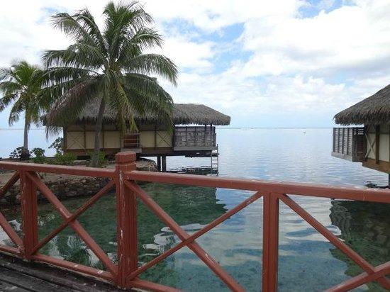 InterContinental Moorea Resort & Spa: Over Water Bungalow