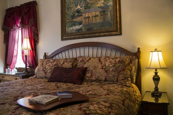Blessings on State Bed & Breakfast : Tranquility Suite