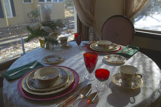 Blessings on State Bed & Breakfast: Dining room