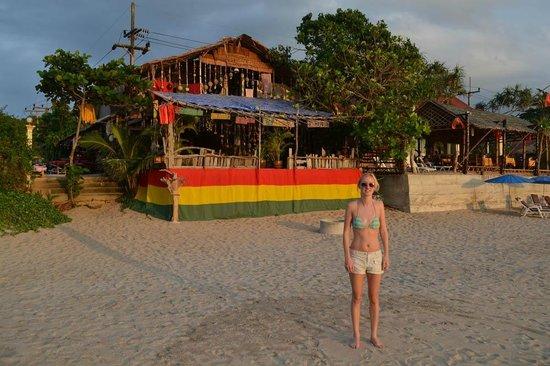 Lanta Klong Nin Beach: Rasta Baby!