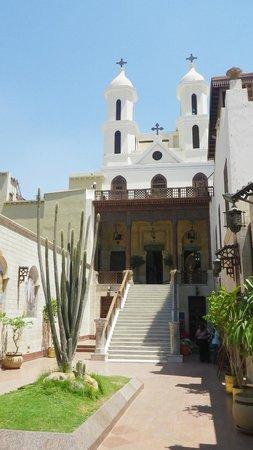 Viejo Cairo (Coptic Cairo): I