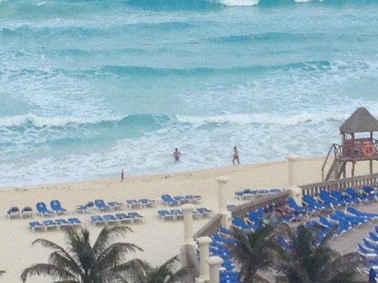 CasaMagna Marriott Cancun Resort : É azul ou não é ?