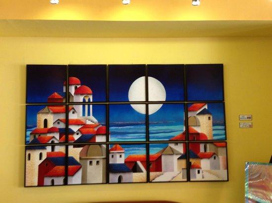 "Galeria de Arte 5ta Avenida: Campero - ""Love of His Country"""