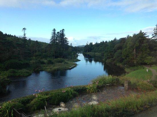 Ballynahinch Castle Hotel: Morning walk