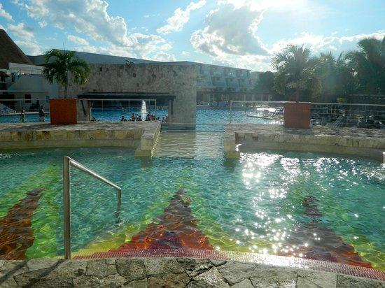 pesci picture of grand sirenis riviera maya resort spa akumal tripadvisor. Black Bedroom Furniture Sets. Home Design Ideas