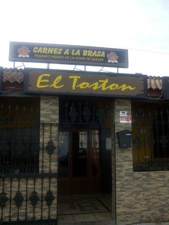 Meson El Toston. Calle Calañas 3 , Huelva