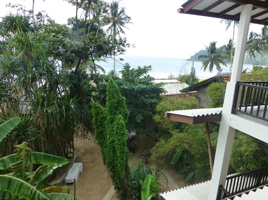 Wadiya Guesthouse : view from room
