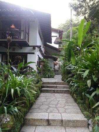 Inkaterra Machu Picchu Pueblo Hotel: lindo
