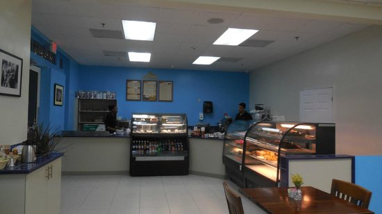 Blue Mountain Cafe: .