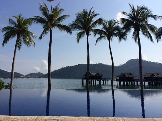 Pangkor Laut Resort: Pool