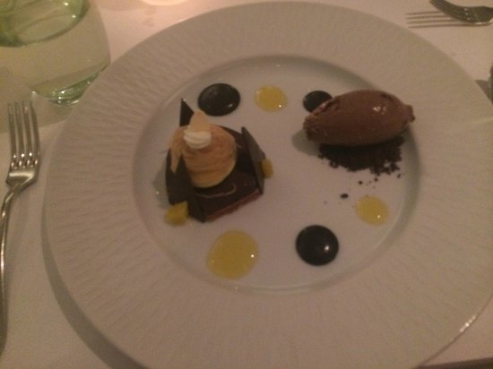 Boulud Sud : Chocolate