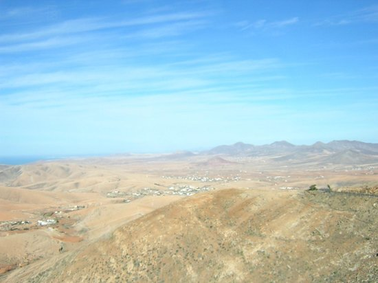 H10 Tindaya : Paesaggio dell'entroterra