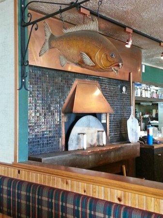 Schooner Restaurant & Lounge : Copper fish
