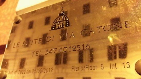 Le Suite di via Catone: yesssss!!!!!!