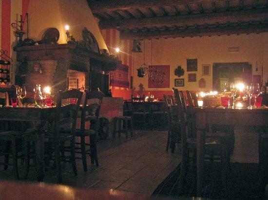 Agriturismo Gattogiallo : La cena Etrusca, 30 Dicembre