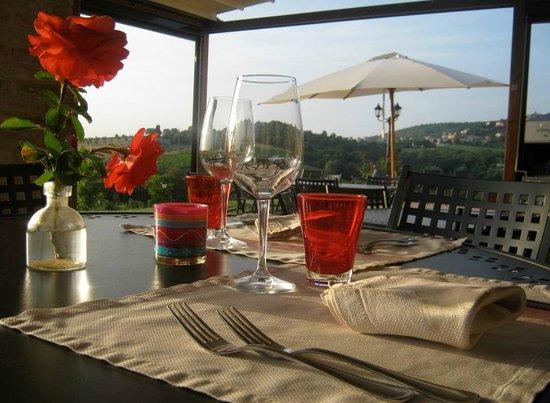 Agriturismo Gattogiallo : A tavola!