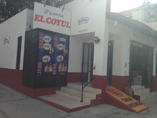 Licoreria El Coyul
