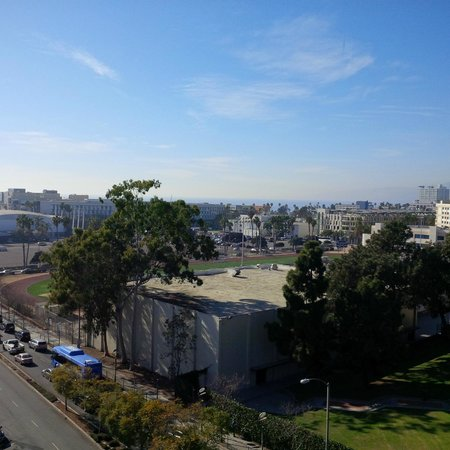 Le Meridien Delfina Santa Monica: Ocean-View from Balcony