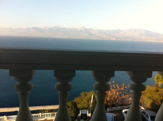 La Boutique Antalya: Aussicht