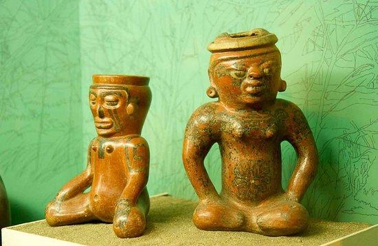 Museo Nacional (Nationalmuseum von Costa Rica): Keramiek