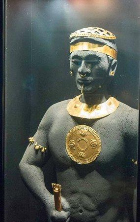 Museo Nacional (Nationalmuseum von Costa Rica): Gouden sieraden