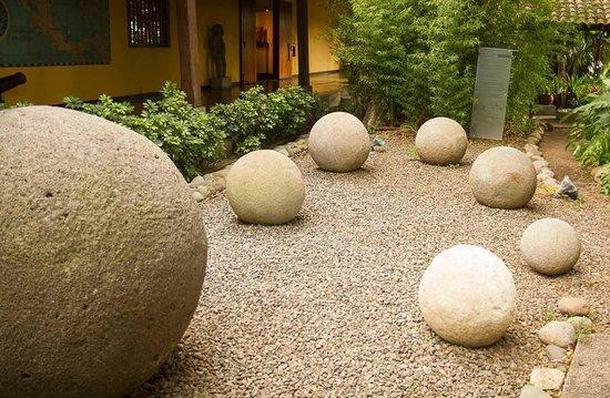 Museo Nacional (Nationalmuseum von Costa Rica): Binnentuin
