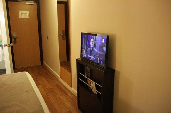 ibis Istanbul Zeytinburnu Hotel: TV