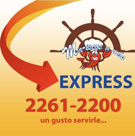Mariscos y más: Express 2261 2200